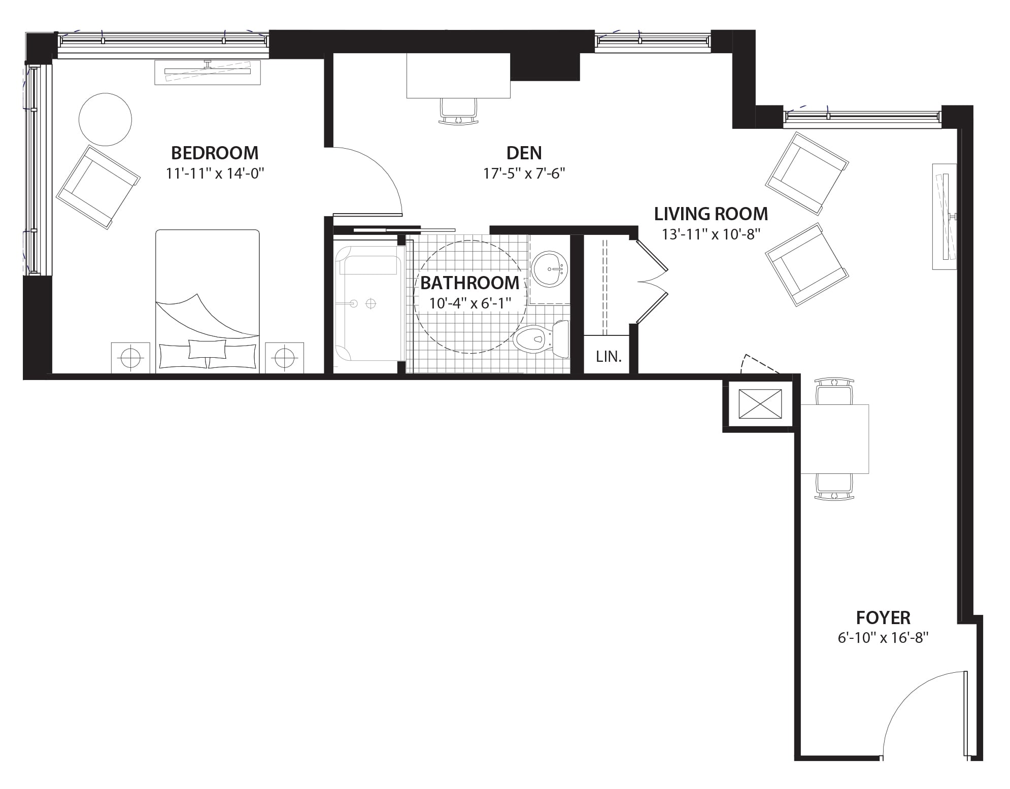 Willowbend Holland Condo Floor Plans